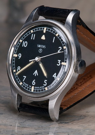 SMITHS - British Army Military Watch 1960's