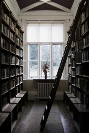 personal library - feels good