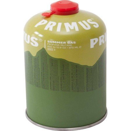 PRIMUS POWER GAS FUEL CANISTER 450g x 2 - CAMPING STOVE- HUNTING,MILITARY HIKING | eBay