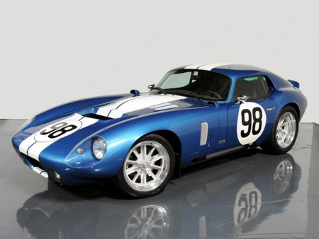 Shelby - Cobra Daytona Coupe