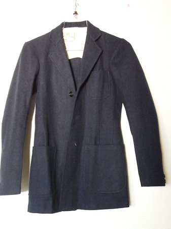 French Army Wool Jacket