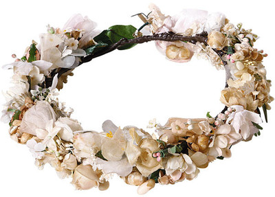 Bridal Flower HeadBand