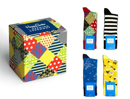 Happy Socks by OPENING CEREMONY - Special boxed set