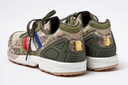 adidas - adidas Originals Consortium ZX 5000 x A Bathing Ape x Undefeated