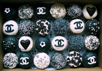"Cupcakes - ""CHANEL"""