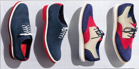 Cole Haan - Cole Haan LunarGrand & Harrison Oxfords Special Edition Summer 2012