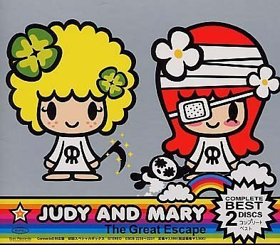 JUDY AND MARY - The Great Escape