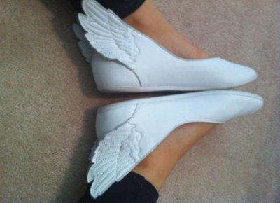 Angel Shoes