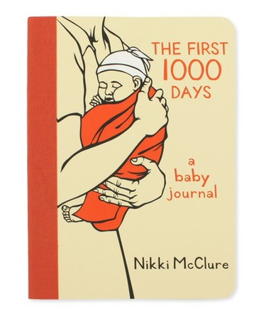 "Nikki McClure - Nikki McClure / ""THE FIRST 1000 DAYS"""