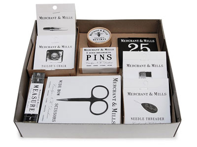 MERCHANT & MILLS - SEWING BOX
