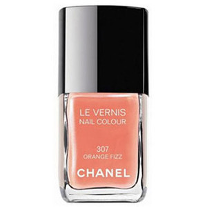 CHANEL - CHANEL NAIL POLISH NO. 307 ORANGE FIZZ