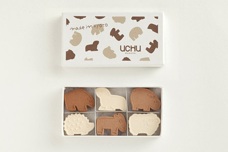 UCHU wagashi - animal