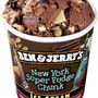 BEN & JERRY'S - New York Super Fudge Chunk