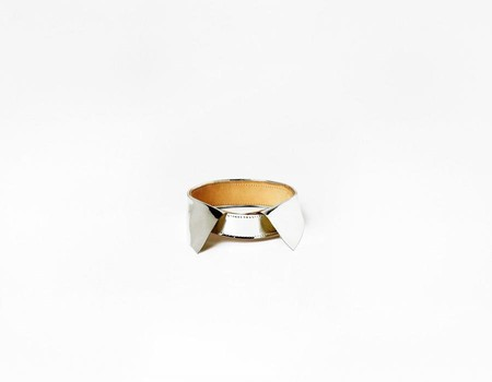 3.1 Phillip Lim - Pointed collar silver