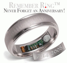 Alaska Jewelry - Remember Rings