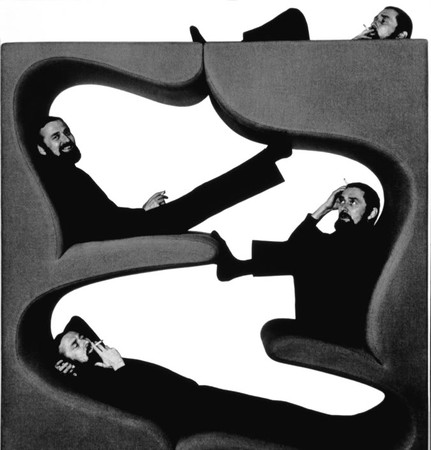 Verner Panton - Living Tower