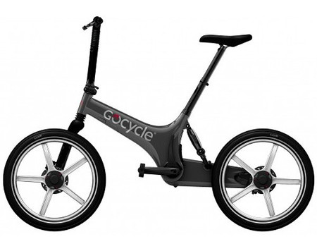 Gocycle - G2 Folding Electric Bicycle by Gocycle