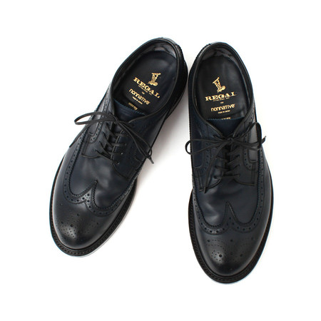nonnative x Regal - GORE-TEX Wing-Tip Shoes