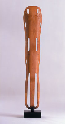 Evans Products Co - Leg Splint, Designed by Charles Eames and Ray Eames