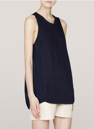 3.1 Phillip Lim - Tank with Kite Wing Back