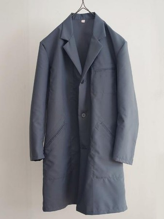 LILY1ST VINTAGE -  1970's deadstock french nylon summer coat2