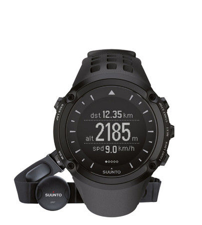 SUUNTO - Ambit Black (HR)