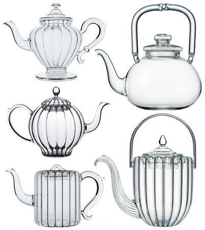 Mariages Freres - Teapots