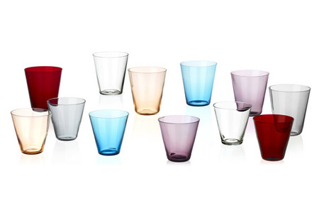 iittala - Kartio Mouth Blown Glass