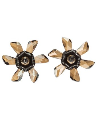 LANVIN - Flower Earrings