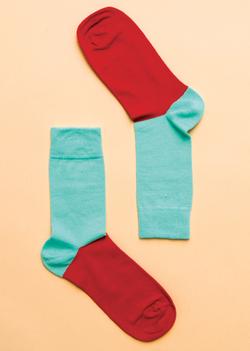 Happy Socks - Switched Color