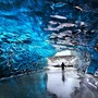 Blue Ice Cave, Iceland