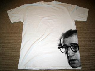 Supreme - woody allen t-shirt