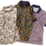 Fred Perry - Fred Perry × Edifice  Liberty Polo Shirts