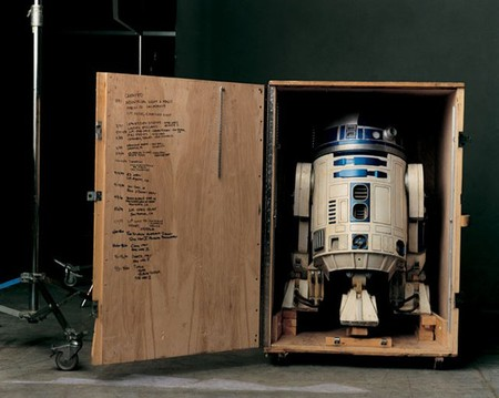 STAR WARS - Interactive R2D2