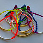 MYCACouture - SUMMER Trend NEON BOLD Twisted Cord Friendship Bracelet