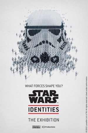 STAR WARS Identities: The Exhibition - poster(Storm trooper)