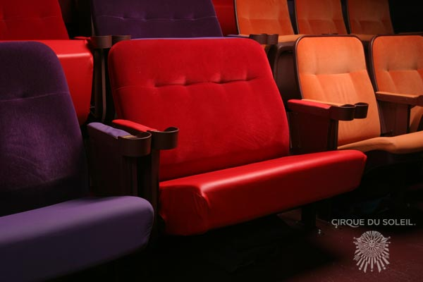 Zumanity Sofa Seating