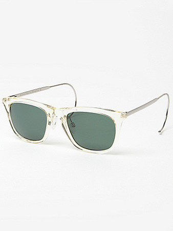 MAISON MARTIN MARGIELA 8 - CABLE TEMPLE SUNGLASSES