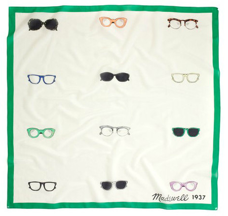 Madewell - spectacle storyteller scarf