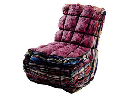 Droog - Recycled Fabric Chair