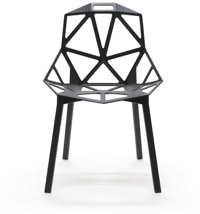 magis chair one by konstantin grcic sumally. Black Bedroom Furniture Sets. Home Design Ideas