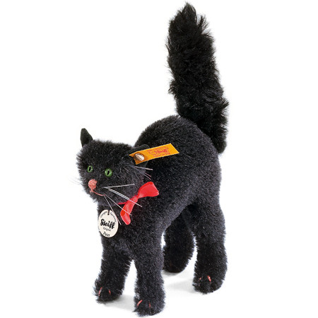 Steiff - Peter Tom Cat / EAN 033445 / 14cm