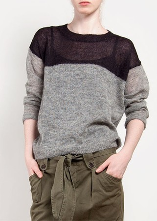 Isabel Marant - slouchy sweaters