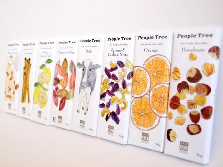 People Tree - Fair Trade Chocolate