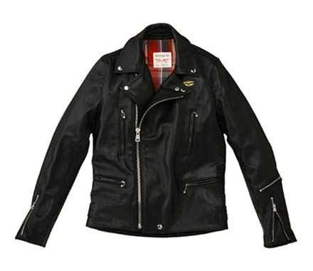 HYSTERIC GLAMOUR × LEWIS LEATHERS - Lightning