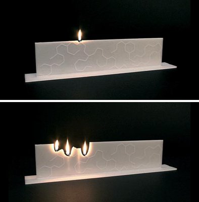 Candles by Christoph Van Bommel