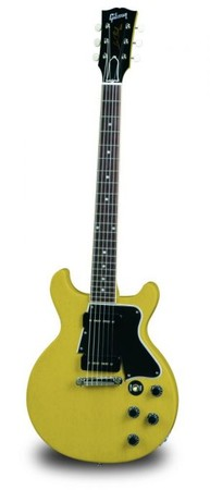 Gibson Custom - Les Paul Special Double Cutaway Historic Collection 1960 TV Yellow