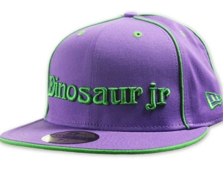 Dinosaur Jr. - ALIEN WORKSHOP x NEW ERA 「Dinosaur Jr.」59Fifty Fitted Cap