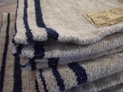 R&D.M.Co- - Linen Mole Face Towel