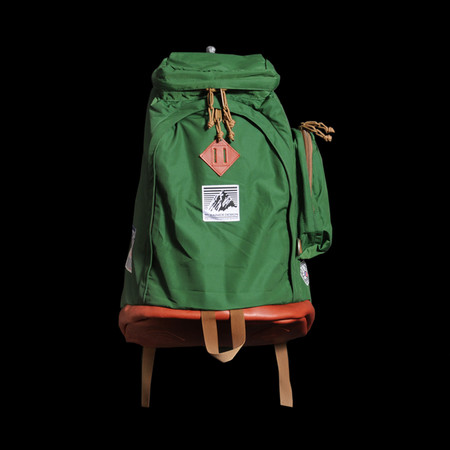 Mt. Rainier Design - Gerry Pack in Green